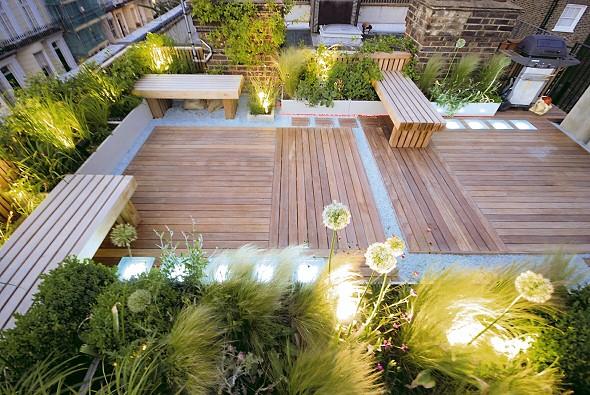 stresne zahrady