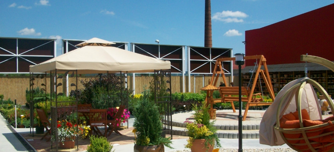 Záhradné centrum STOVA