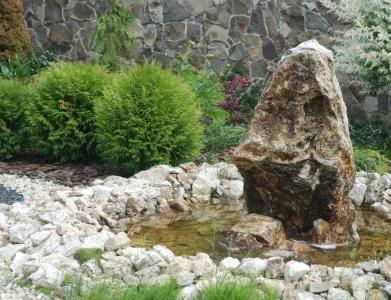 Záhrada rodinného domu 2